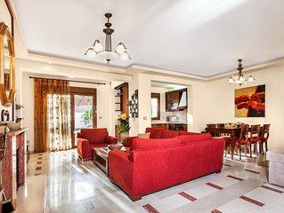 Premium 3 Bedroom Villa | Beach Front [W Villas]