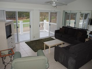 Family Friendly 2 bedroom, 2 bath, with great resort amenities, Nearby Beaches(2