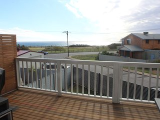 Beach House Serenity - new, family friendly, beautiful ocean views