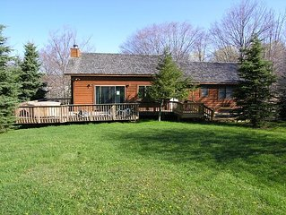 Winterberry Lodge: A fabulous family gathering place summer, winter or fall!