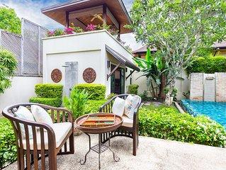 Cozy & priv. Guest Room shared Pool Rawai & Nai Harn Beach Phuket