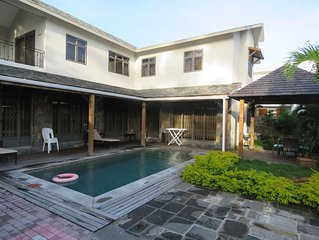 Brand new and modern villa with private swimming pool. Excellent location