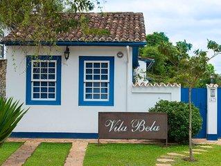 I) Charme e Aconchego em Tiradentes - VILA BELA 01