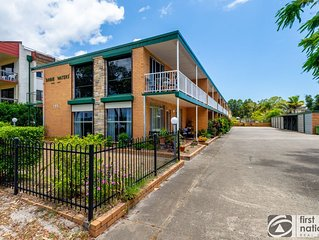 Comfy Ground Floor Unit opposite waterfront! Welsby Pde, Bongaree
