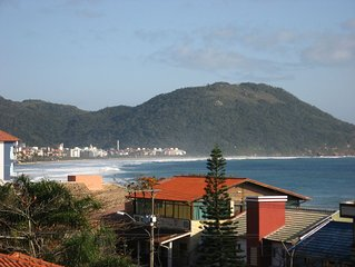 condominio residencial  com sacadas frente ao mar