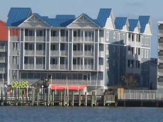 Emerson Towers 404 - 3 Bedroom Bay Front Condo With Views of Assateague