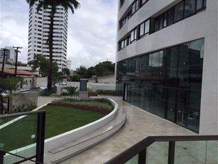 Flat 505 Porto Mar Home Club