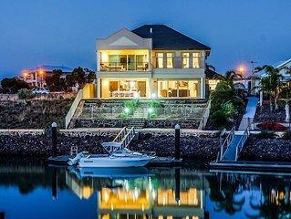 IDLE TIMES - Luxury on Copper Coast Marina