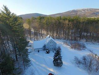 Ludlow Vermont Ski House