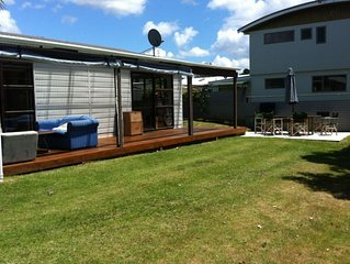 Club Shed -  2 Bedroom Haven