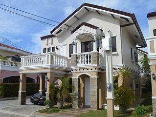 Beachfront Vacation 3-BR House in Cebu