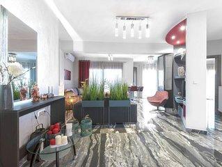 Athina Luxury Apartments(Dioni)