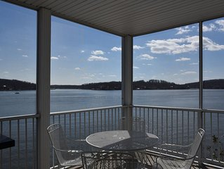 Stunning  180° Panoramic Views of Main Channels, Island Waterfront 3 bd 2 bath