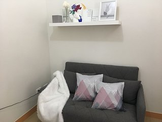 NEW 1-BR Condo in QC
