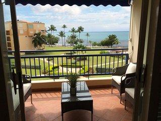 Haciendas Del Club 2/2  Beachfront Penthouse, Screens, Wifi, New Listing