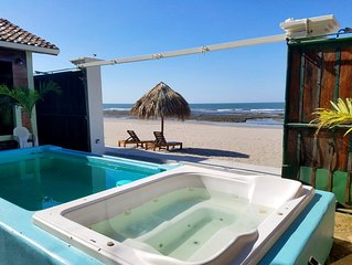 The Beach House at Playa Pochomil - Sleeps 10