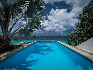 Quiet Ocean Front Paradise in Bonaire