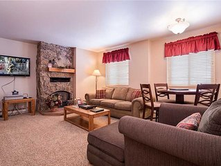 W3421 by Mountain Resorts ~ Charming Condo with Pool and Walking Distance to Res