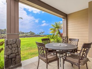 Halii Kai Waikoloa Resort 3BR Ocean View Villa #11E