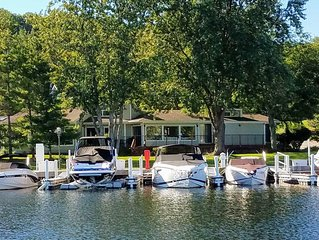 Abbey Marina Waterfront Executive Home