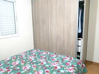 Alugo apartamento para os dias da Agrishow