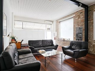 Sensational Collingwood Home