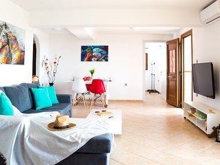 ★ A Casa d'Irene ★ Cozy, Quiet Residence near Naxos Town