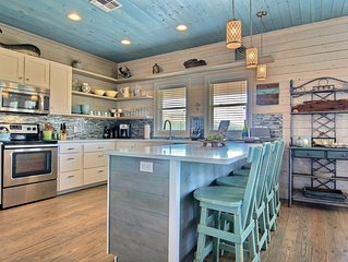 Sea Gypsy, Brand-New 4 Bedroom Home At Ocean Village In Port Aransas!