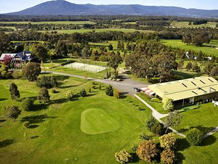 Lawson Lodge Country Estate & Golf Course in the stunning Macedon Ranges