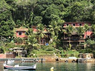 Casa Ilha Grande - Enseada do Sitio Forte