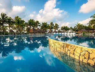 Two bedroom suite for rent Riviera Maya
