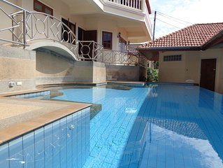 2-bedroom apartment with sea view Karon