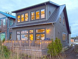 The West Winds: 4 BR / 4.5 BA seabrook in Pacific Beach, Sleeps 14