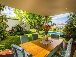 Your home away from home in Constantia, a premier suburb of Cape Town