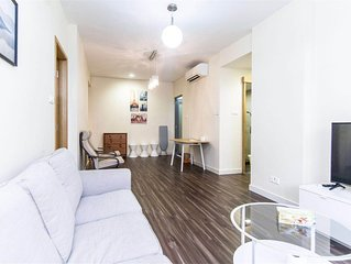 Cozy and Nicely new 3BR condo in downtown area