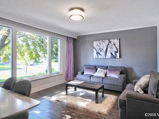 Newly Renovated 4 Bedroomsdrooms Bungalow