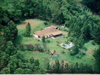 Villa Aloi - Lugar espetacular a 45 min de SP
