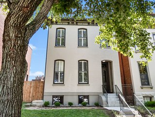 Historic and Stunning Lafayette Square Dream Home