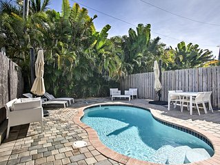 NEW! Lauderdale-By-The-Sea Home - Walk to Beach!