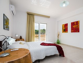 Modern Guest House Broumas - serenity and comfort