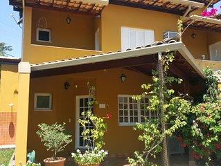 Casa Cond Fech/ 5 min Centro Histórico/ Seg24h/ Ar Condicionado/Piscina/Wifi/C27