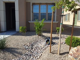 Beautiful fully furnished all utilities/HOA pd In N. Las Vegas (6 month + rental