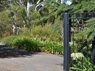 Spectacular Adelaide Hills Getaway