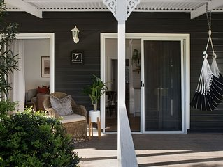 Aurora at Bodhi is the perfect Daylesford getaway. Luxury Accommodation