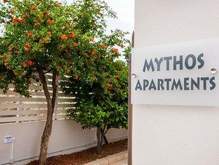Mythos Apartments - Nireas
