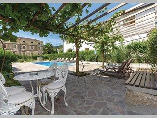 Villa Livade, three bedroom Istrian house with big swimming pool