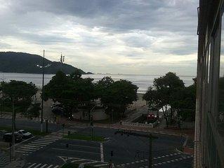 Apartamento com vista para o mar!