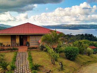 Villa Esperanza, Breathtaking views of Lake & Volcano Arenal...!