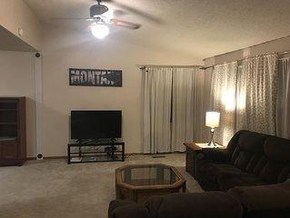 Bench Getaway - 3 bedroom place