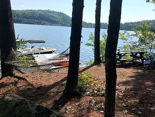 Dog Friendly, Point Lookout Compound * South Pond Maine